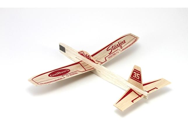 free plans balsa easy wood gliders